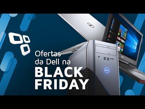 Confira as ofertas da Dell na Black Friday