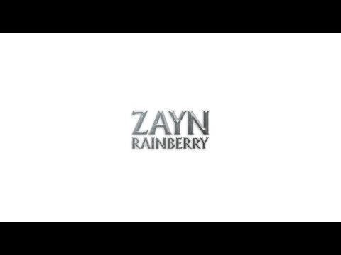ZAYN - Rainberry (Lyric Video)