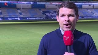 Almere City FC laat winst glippen bij De Graafschap.