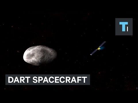 NASA plans to deliberately crash DART spacecraft into an asteroid