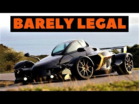 5 Insane Cars You Won't Believe Are Street Legal