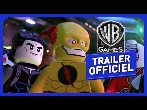 LEGO DC Super-Vilains : Trailer