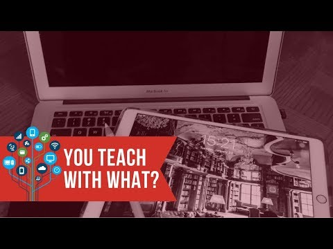 How I teach online and what I use to do it!