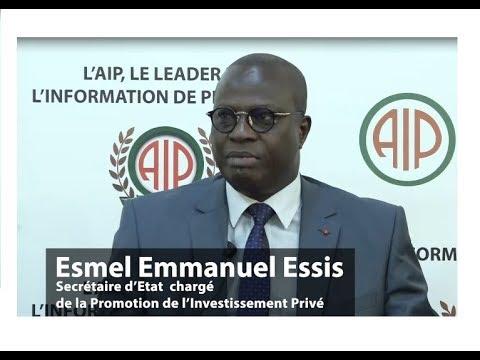 ENTREPRENEURIAT : L'APPEL DU SECRETAIRE D'ETAT EN CHARGE DE LA PROMOTION DE L'INVESTISSEMENT PRIVE AUX JEUNES ET AUX FEMMES.