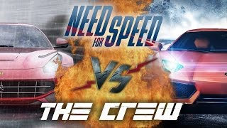Рэп Баттл - Need for Speed: Rivals vs. The Crew