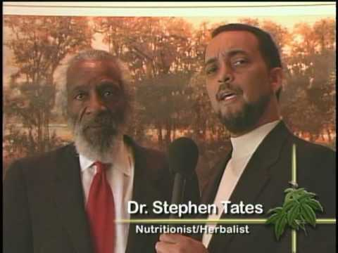 Dr. Stephen Tates' Exclusive Interview with Dick Gregory