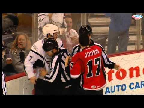 John Lee vs. Josh Jooris