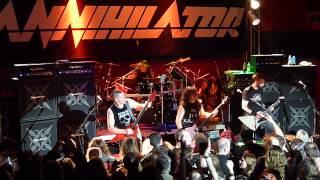 ANNIHILATOR - Fiasco (Live in Essen 2013, HD)