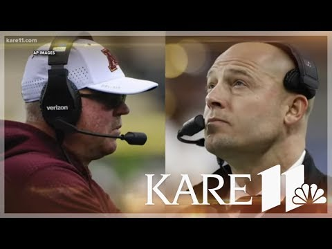 Jerry Kill vs. P.J. Fleck