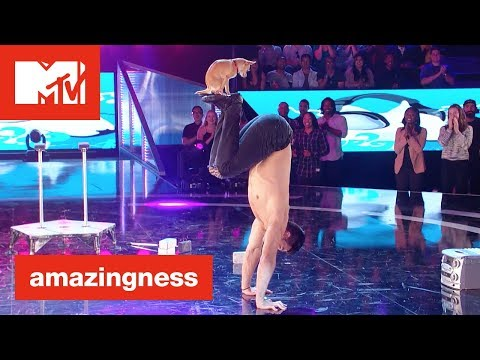 'Tail Spin' Official Sneak Peek | Amazingness w/ Rob Dyrdek | MTV