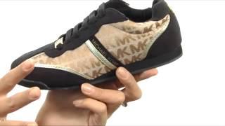 MICHAEL Michael Kors Kids Alexia Sneaker Sporty (Toddler/Little Kid/Big Kid)  SKU:#8174847