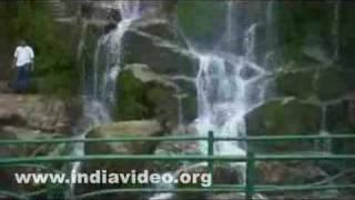 Bakhtang Falls Sikkim