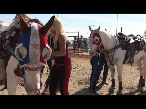 Rodeo Roundup Virginia State Fair | Cowgirl Chicks Never Quit TV Show