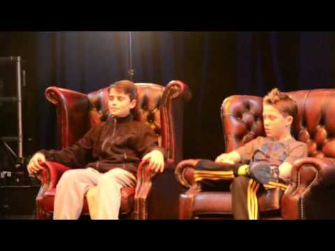 Oliver Twist and the Artful Dodger Interview