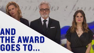 Not The White House Correspondents' Dinner: Honorary Journalism Honor Award Honors | TBS