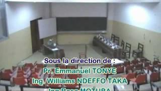 preview picture of video 'NGAN Soutenance Mémoire d'Ingénieur de Conception à l'Ecole Polytechnique Yaoundé 2009_P1'