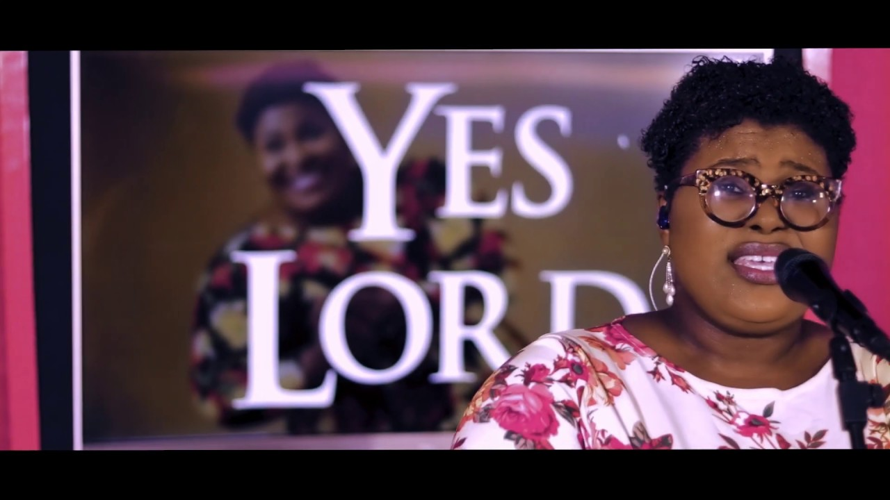 LIVE: Judikay - Yes Lord (New Video + Lyrics)