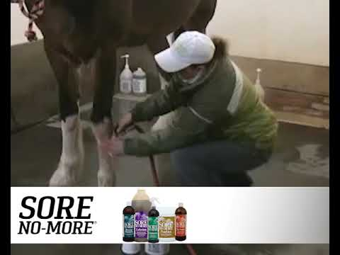 Sore No-More Massage Shampoo (8 oz) Video