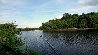 Пионерское озеро рыбалка с берега