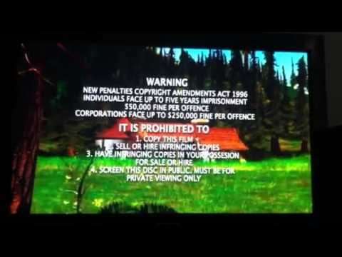 Download Opening To Hoodwinked DVD HD Mp4 3GP Video and MP3
