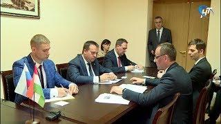 Андрей Никитин встретился с генеральным консулом Венгрии Габором Ференцем Надем