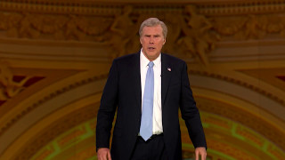 Will Ferrell's Full Speech As George W. Bush At #NotTheWHCD   Full Frontal on TBS