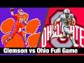 Sugar Bowl Ohio State Buckeyes vs Cle