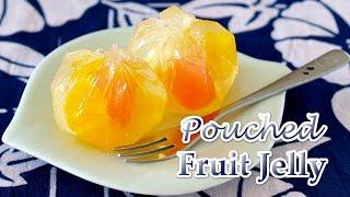 3-Ingredient Pouched Fruit Jelly (Agar-Agar Recipe) フルーツ巾着寒天の作り方 – OCHIKERON – CREATE EAT HAPPY