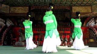 Video : China : Music and dance at the Summer Palace, BeiJing 北京