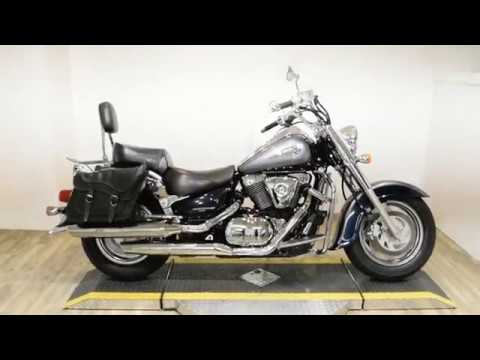 2004 Suzuki Intruder 1500LC in Wauconda, Illinois - Video 1