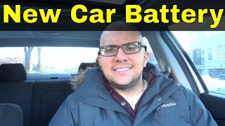How To Tell When You Need A New Car Battery