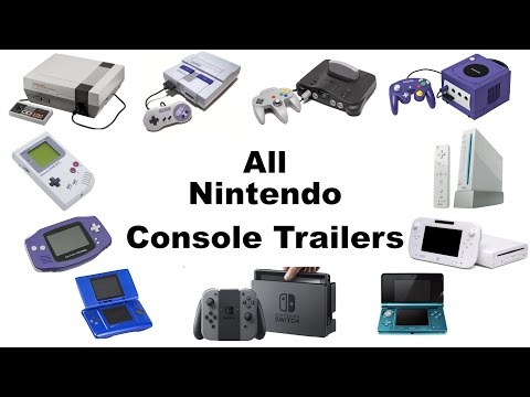 Here's Every Trailer For A Nintendo Console