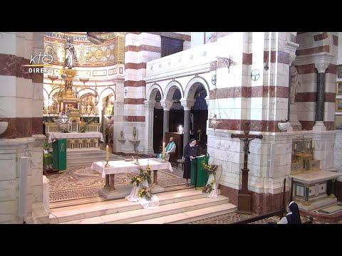Laudes et Messe du 8 juin 2021 à Notre-Dame de la Garde