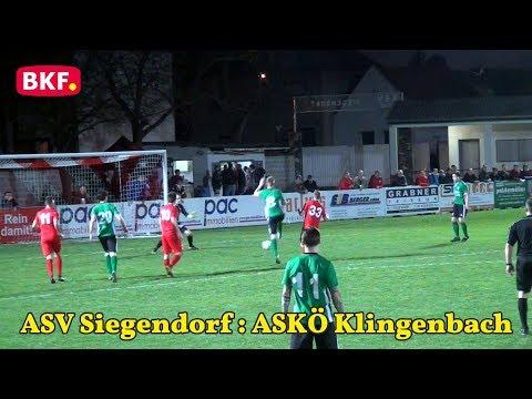 Siegendorf - Klingenbach 1:0