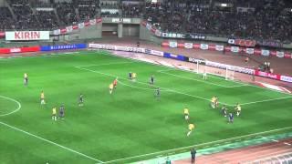 JapanvsAustraliaCahillGOAL!ケーヒルのゴール!サッカー日本代表vsオーストラリア代表NagaiStadium2014.11.18OSAKA