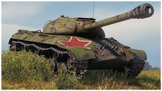Testing IS-3A with AUTORELOADING MECHANICS • WoT Test 1.3