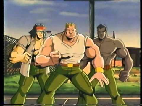 G.I. Joe: Sgt. Savage and the Screaming Eagles