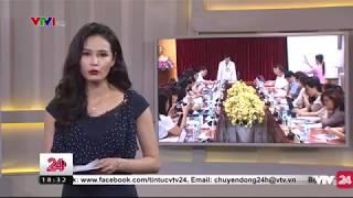 Bệnh Viện K Họp Báo Về Phác Đồ Điều Trị Ung Thư   Tin Tức VTV24