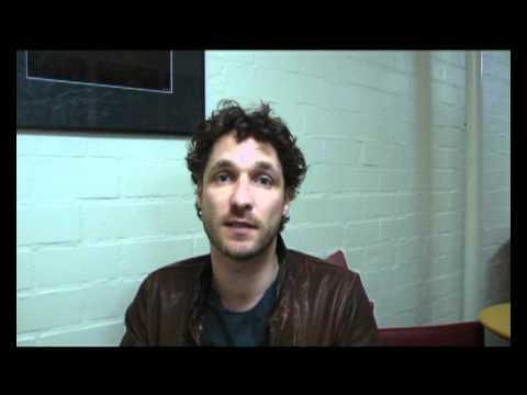 Schouwblog - Javier Guzman backstage in Schouwburg Cuijk 2009