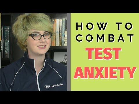 Test Anxiety: How to Fight Exam Stress With Test Prep   PrepScholar ...