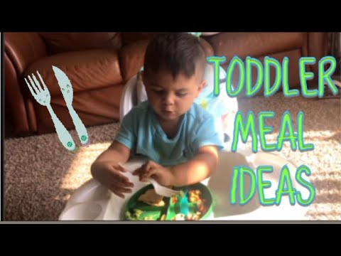 What I Feed My 1 Year Old   Toddler Meal Ideas