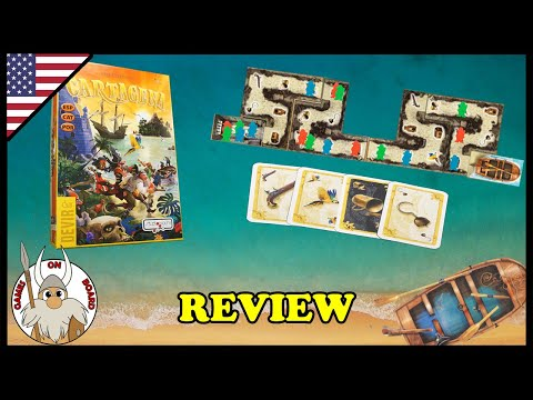 Cartagena Review (English) Board Games, Games On Board