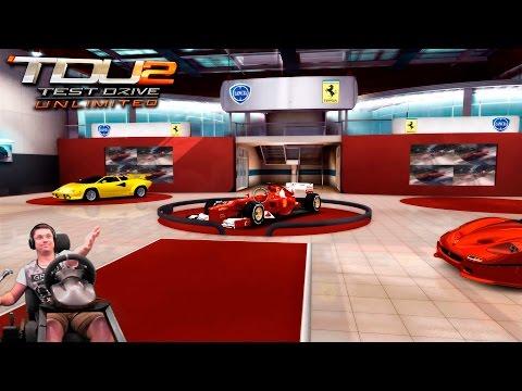 Test Drive Unlimited 2 Обзор лучшего мода для игры - AutoPack онлайн видео