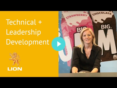 Nicola Richardson Part 1: Technical + Leadership Development