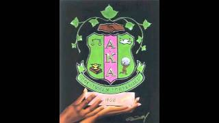 'Don't You Know Why', Alpha Kappa Alpha Sorority, Inc.