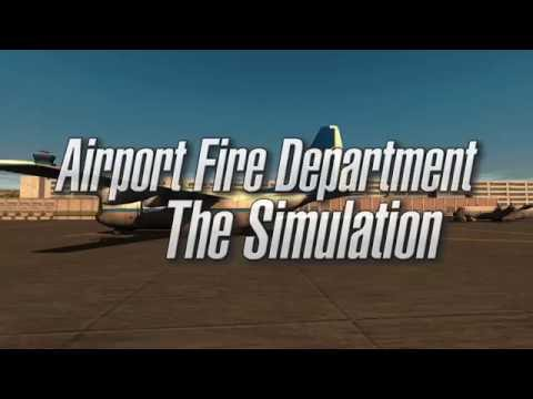 Airport Fire Department - The Simulation - Official Trailer thumbnail