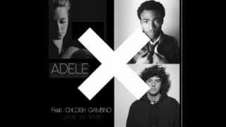 Adele- Rolling In The Deep Ft Childish Gambino- Short Edit