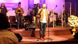 Todd Dulaney Consuming Fire