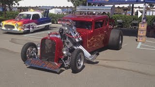 10 Cars With Extreme 2500Hp+ Engines