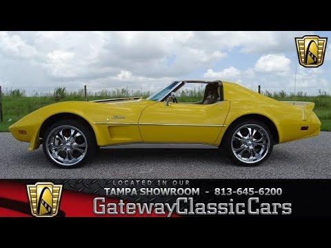 Video of '75 Corvette - LRVY